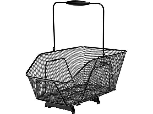 Unix Rosetto Cykelkurv TopKlip sort (2019) | Bike baskets